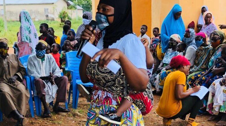 SEDARVP Ghana celebrates ErasmusDays2020 Activity with women of Gbalahi Community