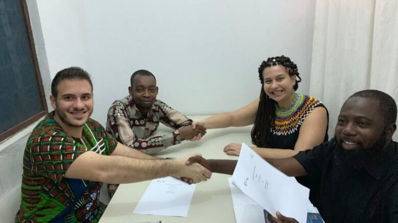 SEDARVP Ghana signs new partnership with Youthmarkers Hub in Athens
