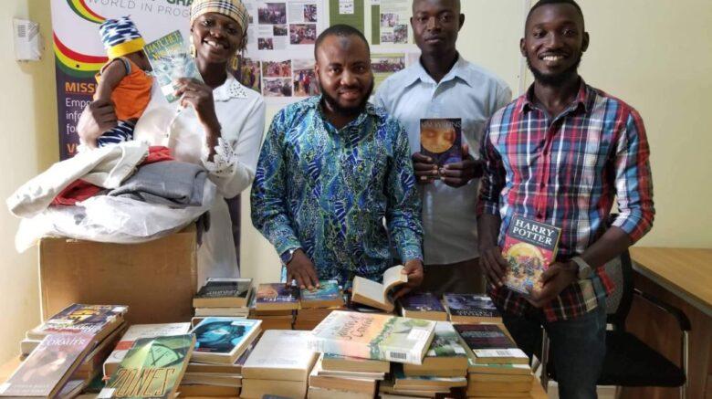 Preamble Foundation donates to Sedarvp-Ghana